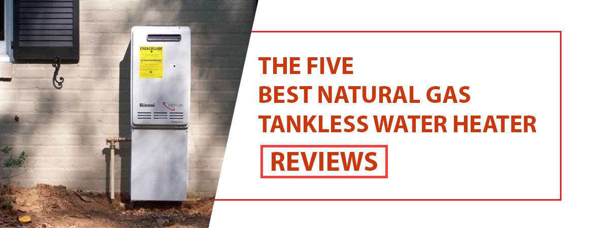 Tankless water heater natural gas