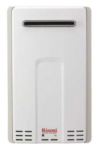 Rinnai V65EP 6.6 propane hot water heater Review