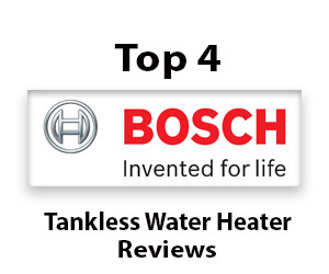 [Updated] Top Four Best Bosch Tankless Water Heater Reviews in 2018