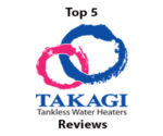 5 Best Takagi Tankless Water Heater Reviews with Buying Guide in 2018