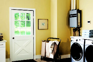 Advantage of a Tankless Water Heater