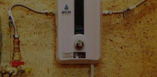 best eco-smart tankless water heaters