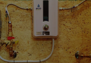 tankless shower water heater