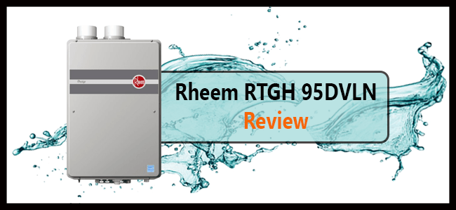 Rheem RTGH 95DVLN water heater electric
