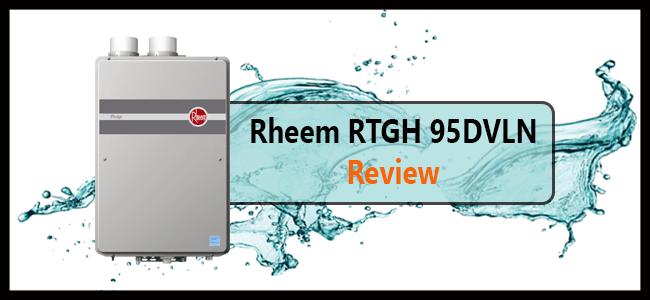 Rheem RTGH 95DVLN water heater electric
