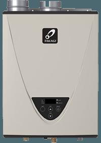 Takagi TH3SDV TH3 Series 180000 BTU Direct Vent Indoor