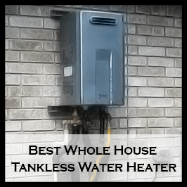 The best whole house tankless water heater reviews in 2018 for Whole house electric heat