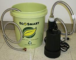 Ecosmart - Tankless Water Heater Flushing Kit Review