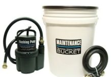 tankless water heater flushing kit