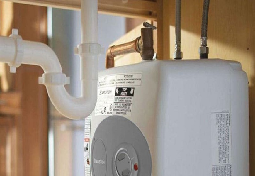 Instant Hot Water With The Under Sink Water Heater