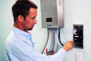 How to cut your electric bill using a tankless water heater