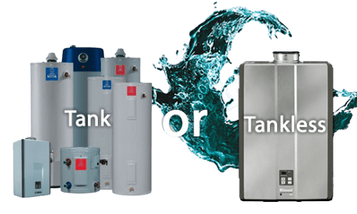 Is a tankless water heater better