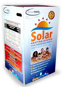 Smartpool S601P SunHeater Solar Heating System for In–Ground Pool