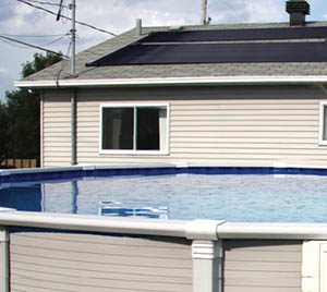 SunQuest 2 – 2` x 20` Solar Pool Panel System