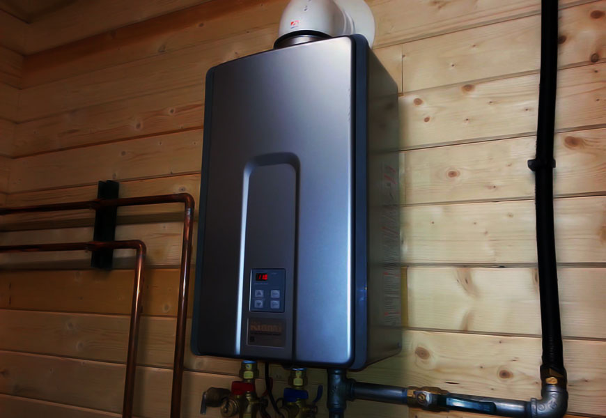 5 Best Propane Tankless Water Heaters Of 2019 Reviews