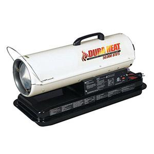 Dura Heat DFA50 50K BTU Kero Forced Air Heater Review