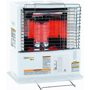 Sengoku KeroHeat 10,000-BTU Indoor - Outdoor Portable Radiant Kerosene Heater Review