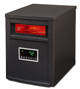 Lifesmart Large Room 6 Element Infrared Heater Remote