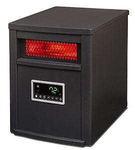 Lifesmart Large Room 6 Element Infrared Heater Remote