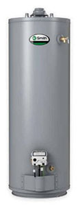 A.O. Smith XCG-50 ProMax Tall Gas Water Heater, 50 gallon water heater Review