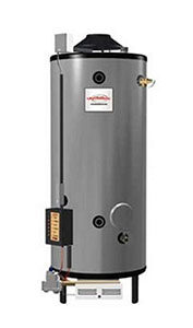 Rheem G100-200 Natural Gas Universal Commercial Water Heater, 100 Gallon