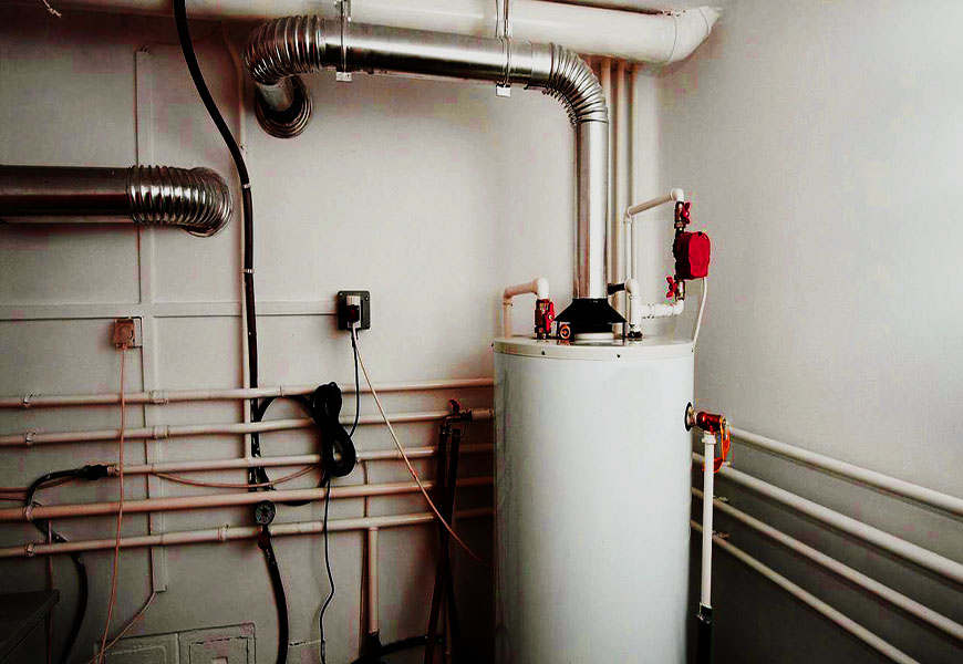 Cost Effective And Environmental Friendly Gas Water Heater