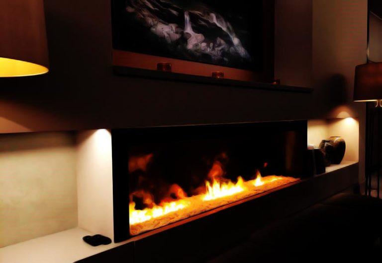 The 5 Best Electric Fireplace in 2018: Reviews & Buying Guide