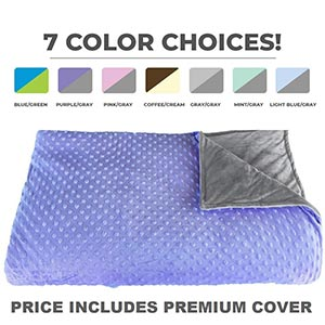 Calmforter Premium Weighted Blanket