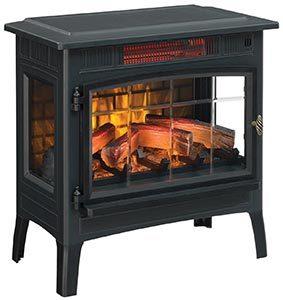 Duraflame DFI-5010-01 Infrared Quartz Fireplace