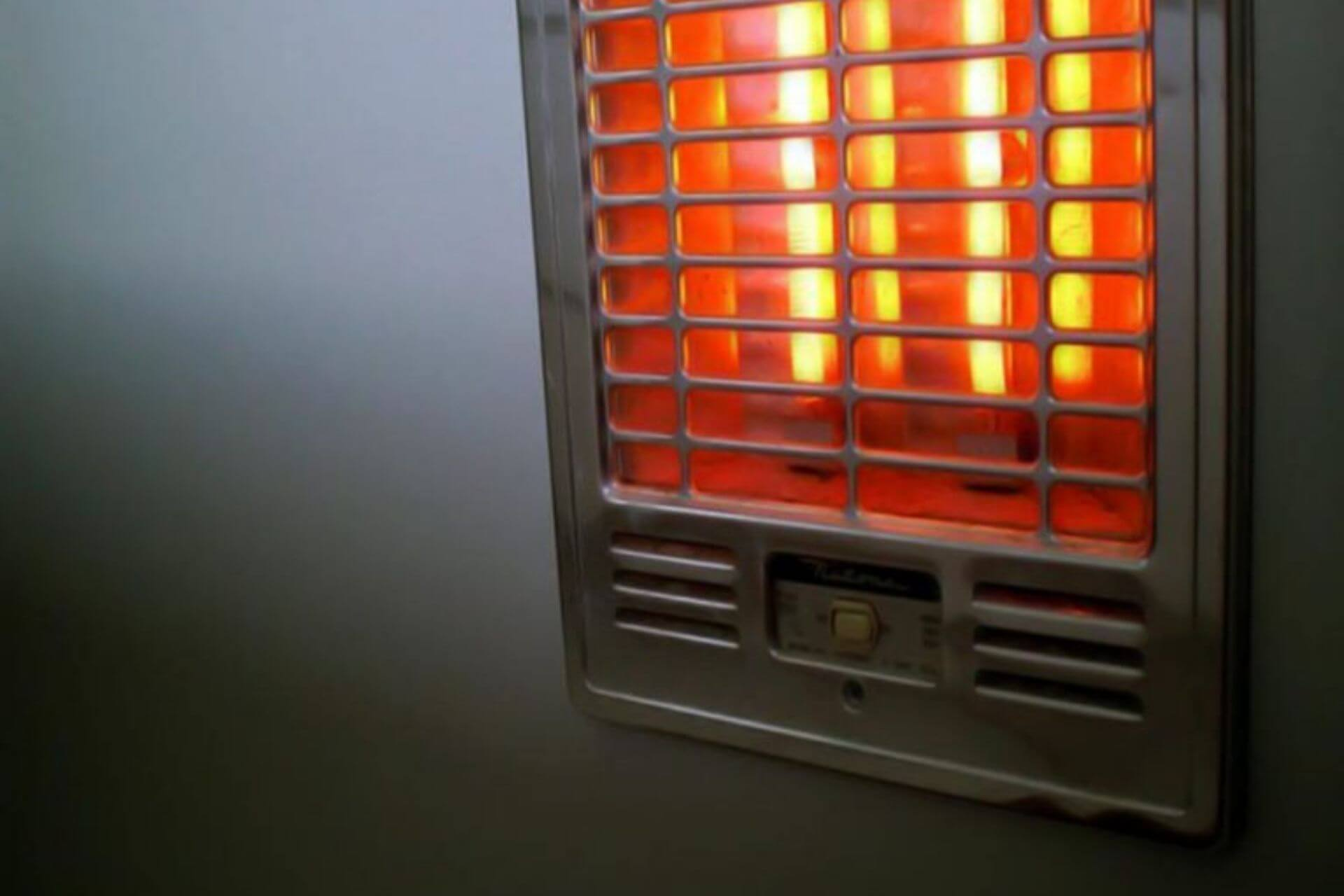 Electric Wall Heaters For Cooling And Warming Up A Cold Room