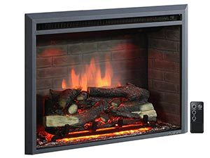 PuraFlame 30 Western Electric Fireplace