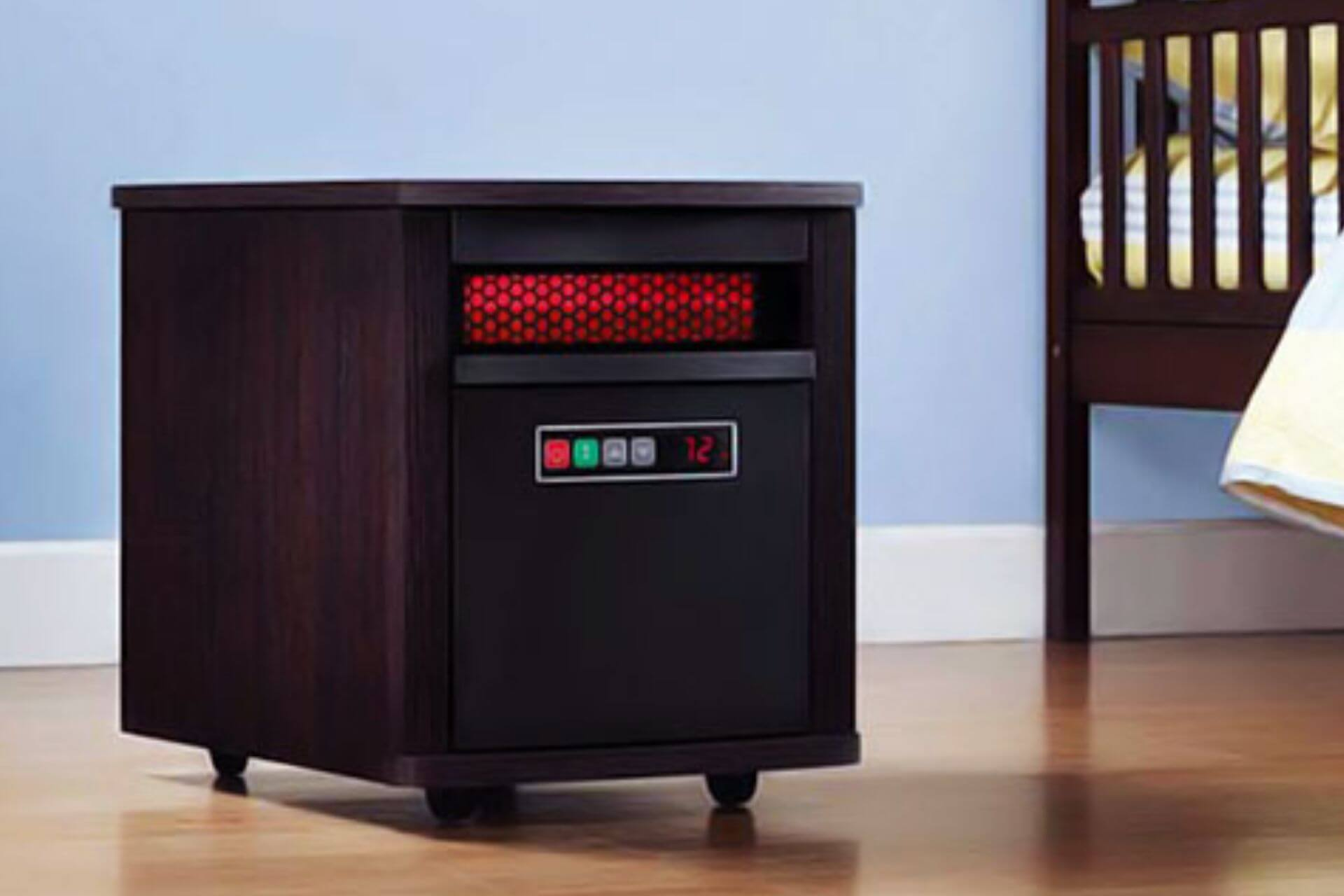 Best Ceramic Space Heater Reviews In 2019 Faqs Amp Safety