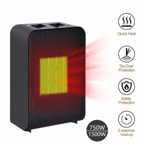 SEISSO Fan Heater review