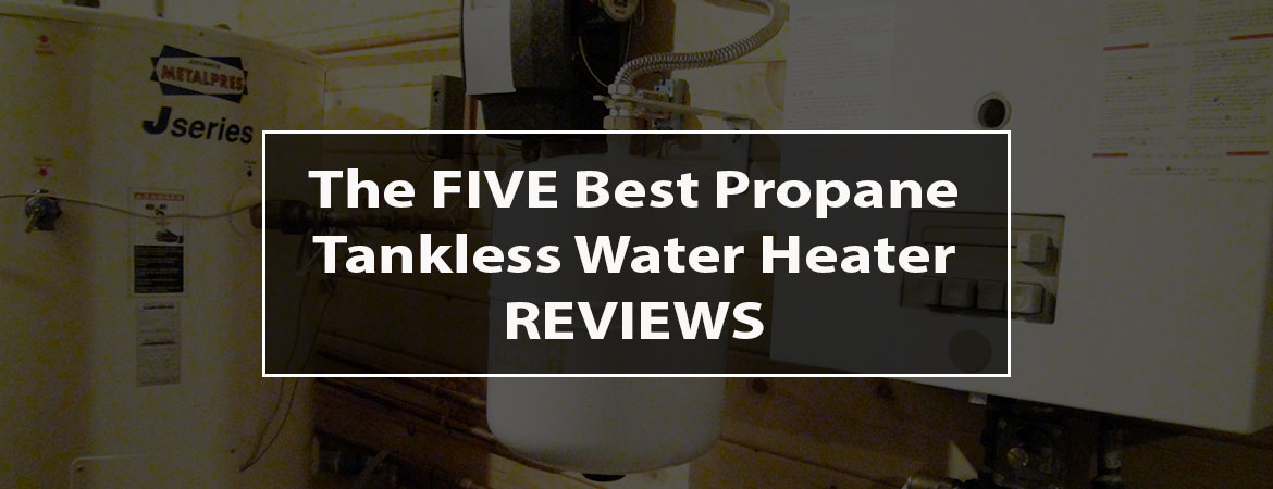 5 best propane tankless water heater reviews