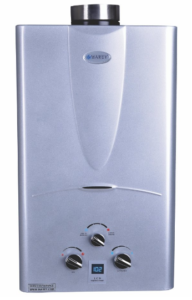 Marey Gas 10L Digital Panel Tankless Water Heater