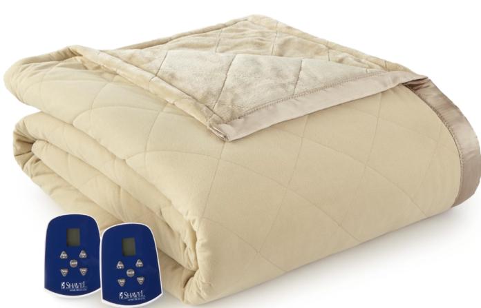 best electric heated blanket reviews