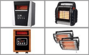 Types Of Garage Heaters