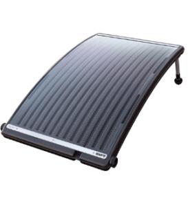 GAME 4721-BB SolarPRO Curve Solar Pool Heater