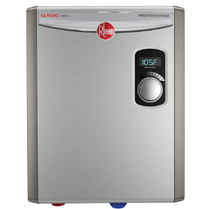 Rheem RTEX-18 18kW 240V Electric Tankless Water Heater Review