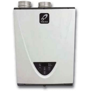 Takagi T-H3-DV-N High-Efficiency Natural Gas Tankless Water Heater